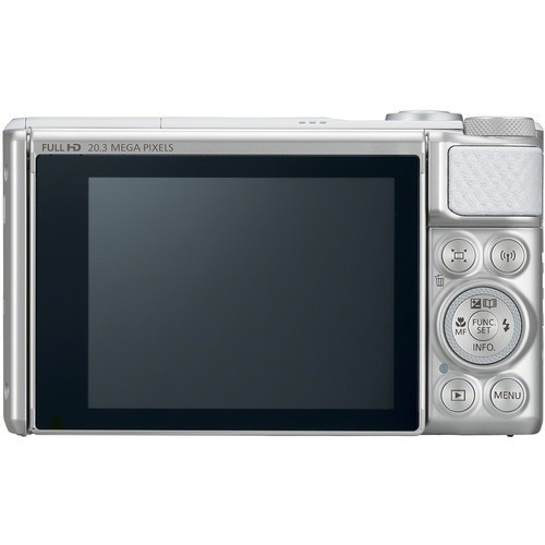Canon PowerShot SX730 HS Silver- фото4