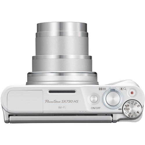 Canon PowerShot SX730 HS Silver- фото3