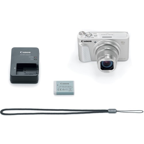 Canon PowerShot SX730 HS Silver- фото2