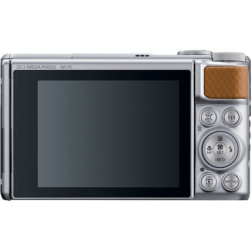 Canon PowerShot SX740 HS Silver- фото6