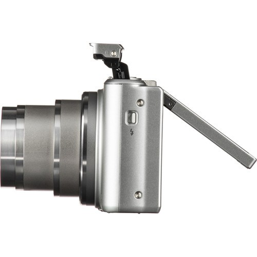 Canon PowerShot SX740 HS Silver- фото4