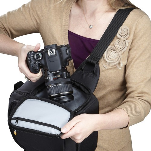 Наплечная сумка Case Logic DSLR Camera Sling (TBC-410)- фото4