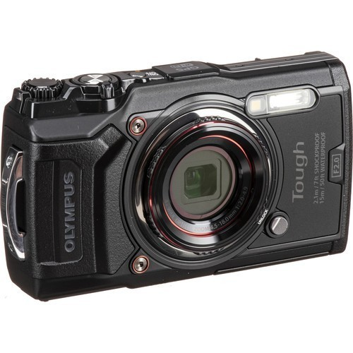 Olympus Tough TG-6 Black