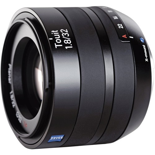 Carl Zeiss Touit 1.8/32 X-mount- фото4