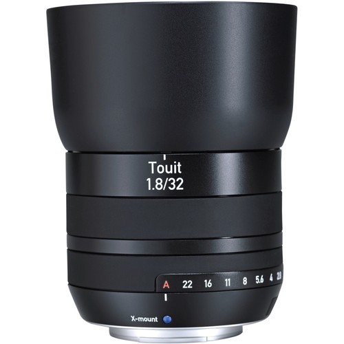 Carl Zeiss Touit 1.8/32 X-mount- фото3