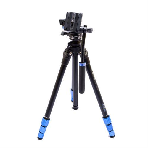 Штатив Benro Slim Video Tripod (TSL08AS2CSH)- фото2