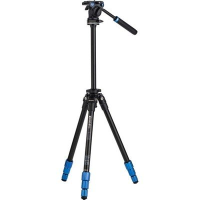 Штатив Benro Slim Video Tripod (TSL08AS2CSH)- фото3