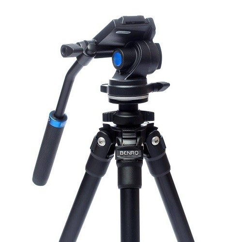 Штатив Benro Slim Video Tripod (TSL08AS2CSH)- фото5