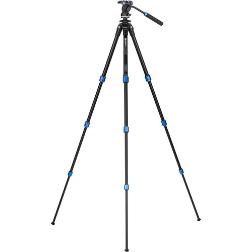Штатив Benro Slim Video Tripod (TSL08AS2CSH)- фото6