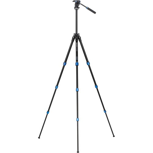 Штатив Benro Slim Video Tripod (TSL08AS2CSH)- фото7