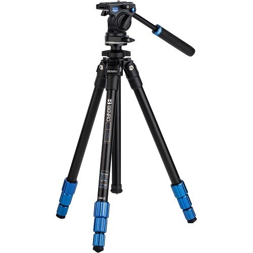 Штатив Benro Slim Video Tripod (TSL08AS2CSH)- фото