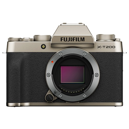 Fujifilm X-T200 Body Gold- фото