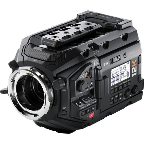 Blackmagic URSA Mini Pro 12K- фото