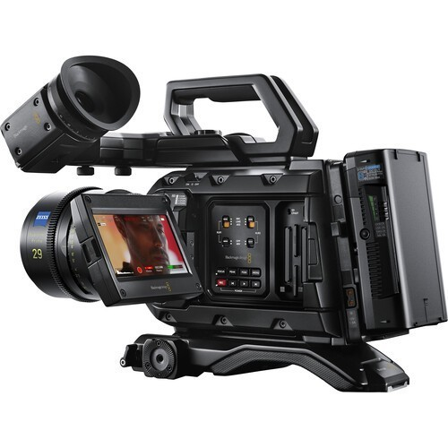 Blackmagic URSA Mini Pro 12K- фото2