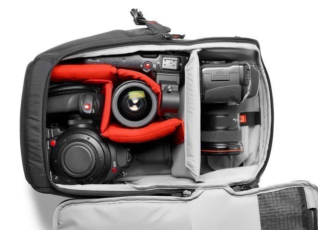 Рюкзак Manfrotto Pro Light Camera Backpack: 3N1-26 PL (MB PL-3N1-26)