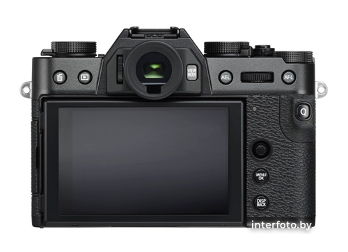 Fujifilm X-T30 Body Black- фото2