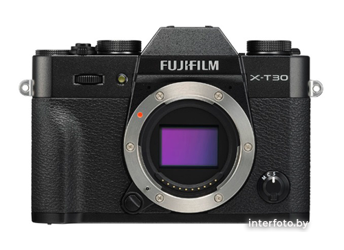 Fujifilm X-T30 Body Black- фото