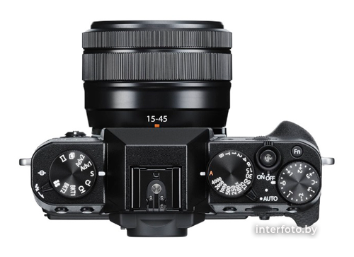 Fujifilm X-T30 Kit 15-45mm Black- фото3