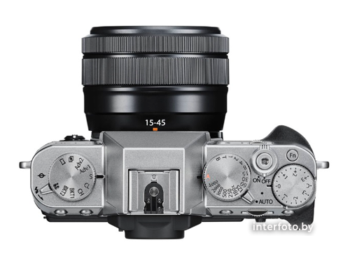 Fujifilm X-T30 Kit 15-45mm Silver- фото3