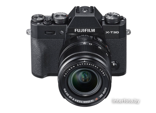 Fujifilm X-T30 Kit 18-55mm Black- фото3