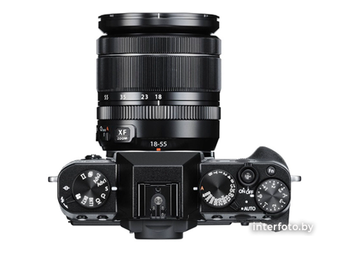 Fujifilm X-T30 Kit 18-55mm Black- фото4