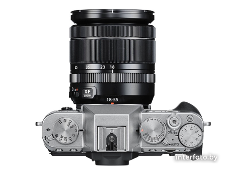 Fujifilm X-T30 Kit 18-55mm Silver- фото3