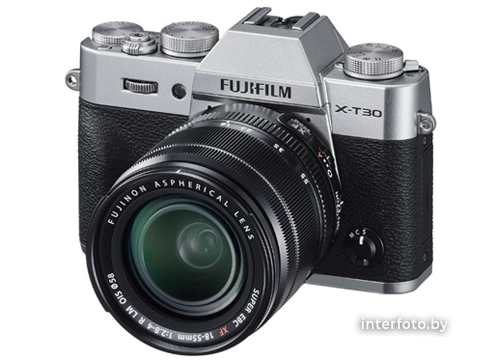 Fujifilm X-T30 Kit 18-55mm Silver- фото4
