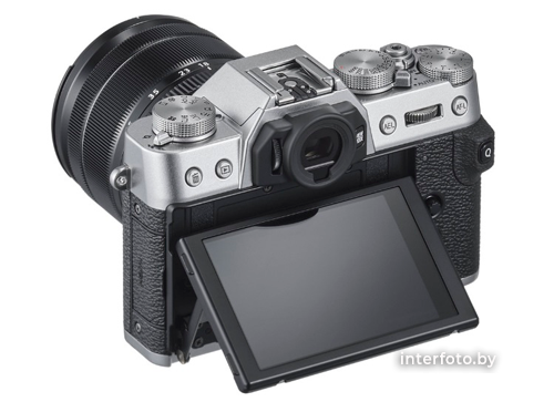 Fujifilm X-T30 Kit 18-55mm Silver- фото5