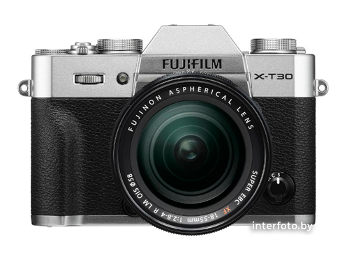 Fujifilm X-T30 Kit 18-55mm Silver- фото