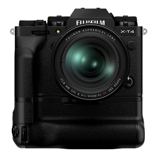 Fujifilm X-T4 Kit 16-80mm Black- фото4