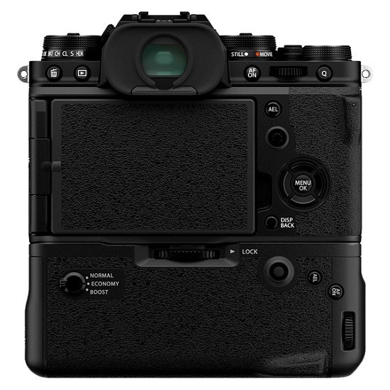 Fujifilm X-T4 Body Black- фото7