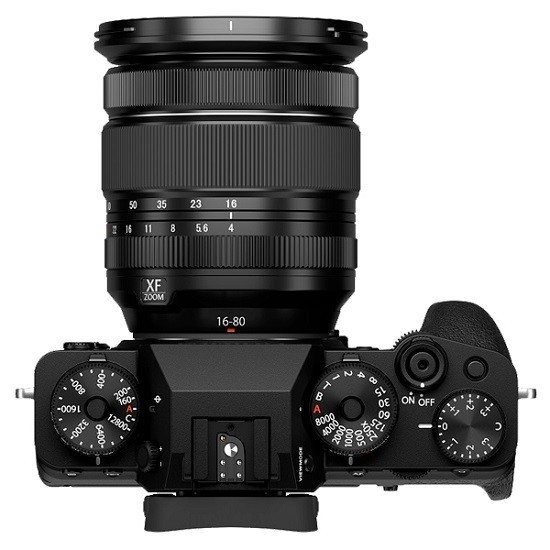 Fujifilm X-T4 Kit 16-80mm Black- фото5