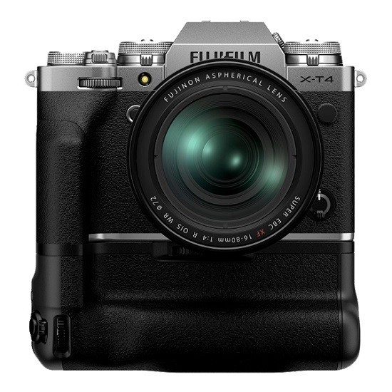 Fujifilm X-T4 Kit 16-80mm Silver- фото4