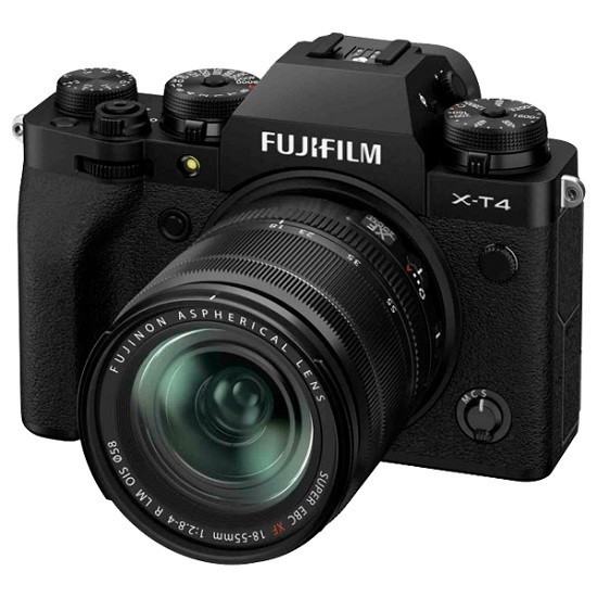 Fujifilm X-T4 Kit 18-55mm Black- фото3