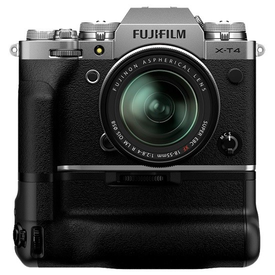 Fujifilm X-T4 Kit 18-55mm Silver - фото4