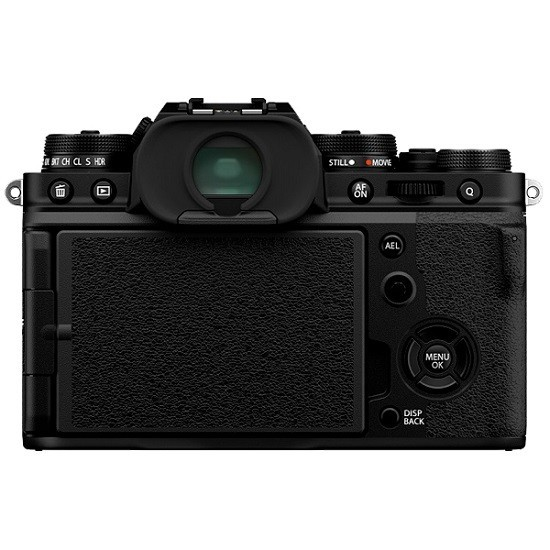 Fujifilm X-T4 Kit 18-55mm Black- фото7