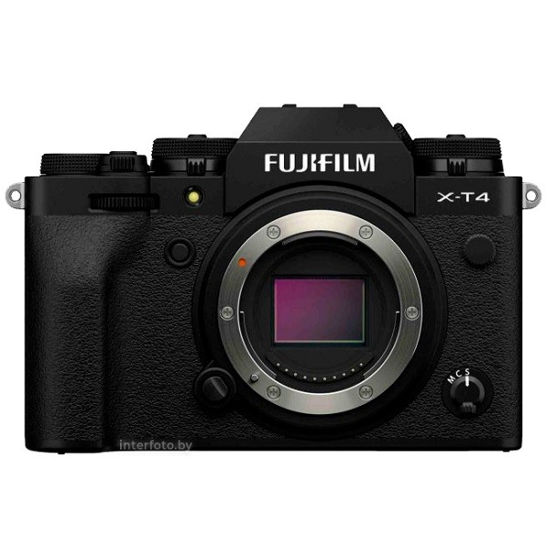 Fujifilm X-T4 Body Black- фото