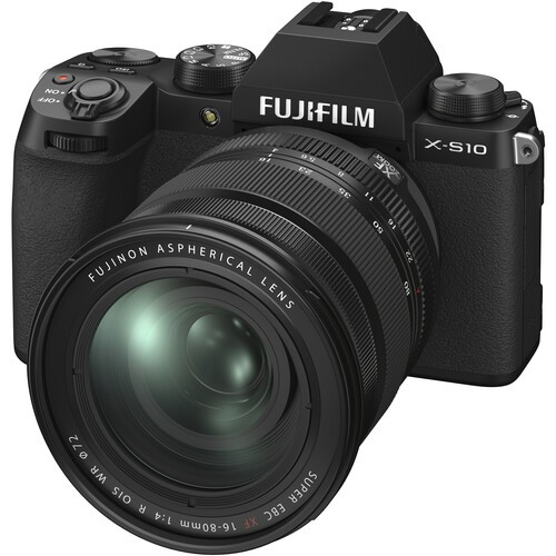 Fujifilm X-S10 Kit 16-80mm