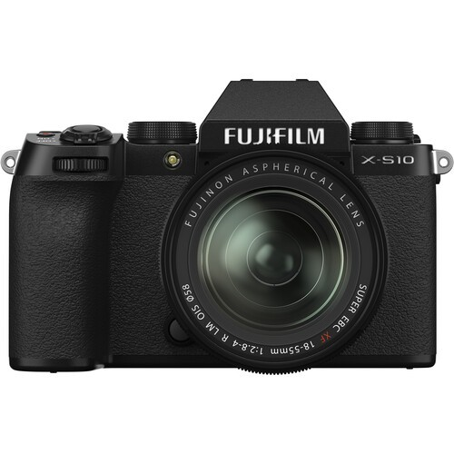 Fujifilm X-S10 Kit 18-55mm