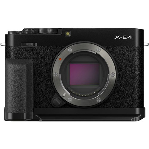 Fujifilm X-E4 ACC Kit Black (упор и доп. хват)- фото