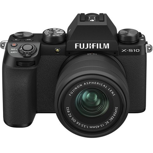 Fujifilm X-S10 Kit 15-45mm- фото3