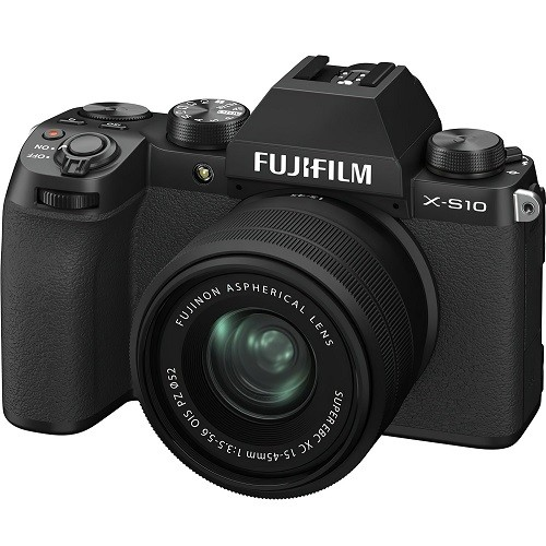 Fujifilm X-S10 Kit 15-45mm- фото4