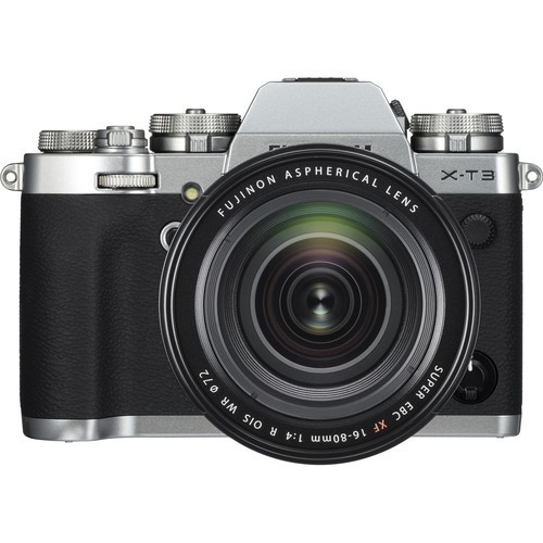 Fujifilm X-T3 Kit 16-80mm Silver- фото